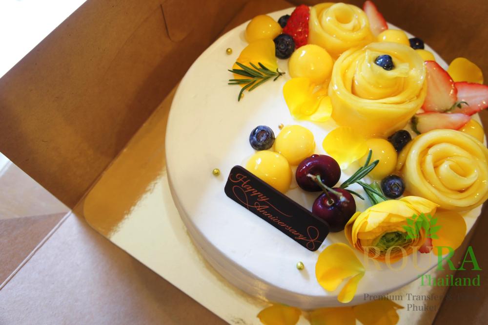 Surface Restaurant ケーキ