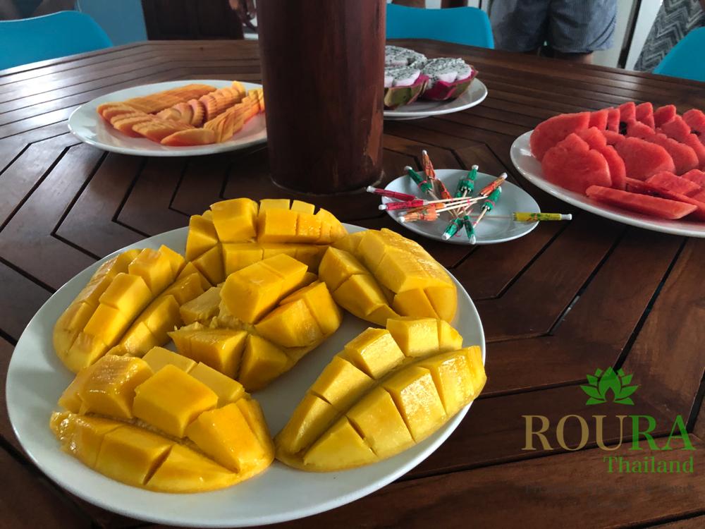 季節のフルーツ ラチャ島
